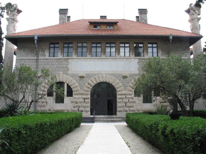 Arheološki muzej u Splitu, Split