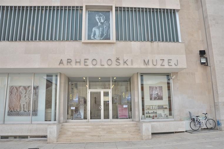 Arheološki muzej Zadar, Zadar