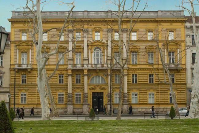 Arheološki muzej u Zagrebu, Zagreb