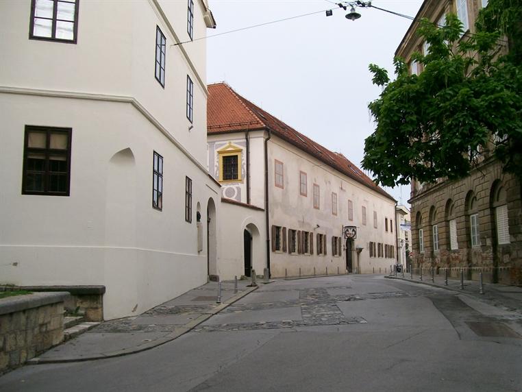 Muzej grada Zagreba, Zagreb