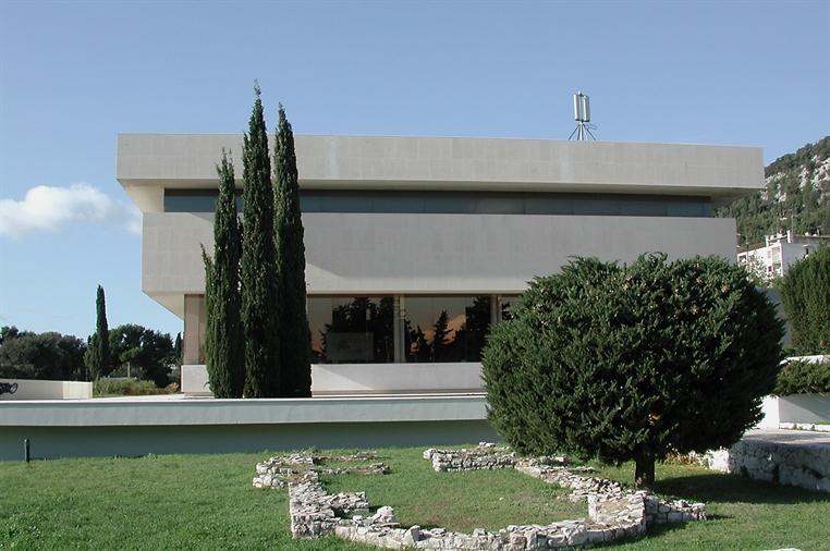 Muzej hrvatskih arheloških spomenika, Split