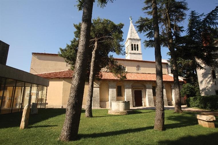 Lapidarij, Novigrad (Istra)