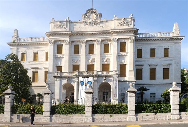 Pomorski i povijesni muzej Hrvatskog primorja, Rijeka
