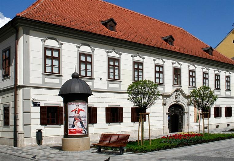 Gradski muzej Varaždin, Varaždin