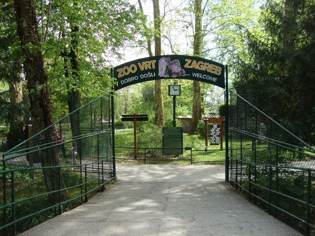 Zoološki vrt, Zagreb